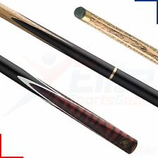 Cannon Diamond 3/4 Jointed Ash Snooker Cue by Peradon