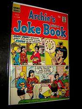 Archie Blague Livre Bande Dessinée #138, Archie 1969 Fine