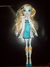 Monster High - Lagoona Blue - Mad Science Doll