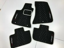 Dodge Charger/ Challenger Eco Leather Floor Mats