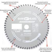Shark Blades PROFESSIONAL Circular Saw Blade TCT Mitre Saw Chop Saw Blades