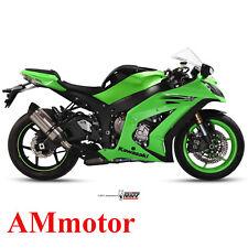 Mivv Kawasaki ZX-10 R 2011 11 Escape Moto Silenciador Suono