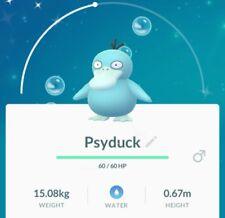 Pokemon Go Shiny Psyduck [TRADE OFFER] 100% safe