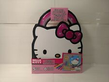 Fashion Angels Hello Kitty By Sanrio Artist Tote W/ Markers & Mini Posters t2178