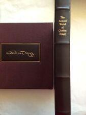 Absurd World of Charles Bragg (1980) SIGNED by C. Bragg, Ltd. ed.