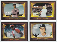 LOT OF 4 COLOR TV MINORS '55 FUTURE STARS MARIS COLAVITO ROBINSON DRYSDALE