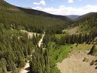 Colorado Placer Gold Mine N Fork Quartz Creek Mining Claim Creek Panning Sluice