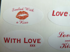 LOVE, love Seal Labels, for Envelopes, Gifts, Cards love 12