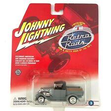 Johnny Lightning Retro Rods 1929 29 Ford Model A Pickup Truck Gray Die Cast 1/64