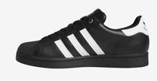 Adidas Originals Superstan Shoes Men's Black / Gold Super Stan Leather