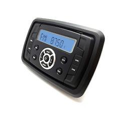 IP66 Bluetooth Marine Stereo - 2 Channel Speaker