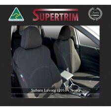 FRONT Seat Covers Fit Subaru Levorg Premium Neoprene Waterproof