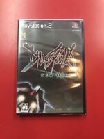 Brand New Factory Sealed PS2 Chaos Field New Order Japanese