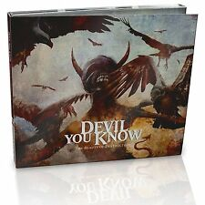 DEVIL YOU KNOW - THE BEAUTY OF DESTRUCTION DELUXE CD ALBUM (April 28th 2014)