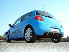 Tube Remplacement Catalyseurs Milltek Renault Clio 3 RS 197