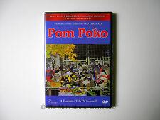 Disney Studio Ghibli Japan Jonathan Taylor Thomas Pom Poko DVD Raccoon Cartoon