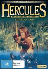 Hercules the Legendary Journeys: Season 1 NEW R4 DVD