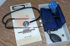 Lumiscope Aneroid Sphygmomanometer Blood Pressure Cuff Meter Gauge & Stethoscope