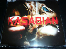 Kasabian Fire / Runaway (Live) Rare Australian 2 Track CD Single - NEW