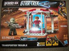 Kre-o Star Trek Ligth Tech Transporter Trouble  42mini New fits lego Kreo