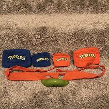 Tmnt Vintage 80s Role Play Dress up costume mask Ninja Turtles