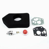 Carburetor Diaphragm Gasket Air Filter Kit for  495770 795083 accessories