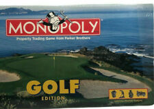 Monopoly Golf Edition 1998-New Sealed Replacement Parts Pieces You Pick U Pick