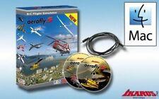 Ikarus 3071004 Aerofly 5 Simulador Vuelo Para Mac Interfaz-Usb Versión