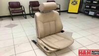 525I      2002 Seat, Front 231226