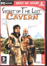 Gioco Pc Secret of the lost cavern - Atari 2005 Usato