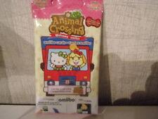 Animal Crossing - Amiibo Sammelkarten -Pack mit 6 Stück / New Leaf + Sanrio