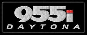 Triumph 955i Daytona Aufnäher iron-on patch