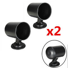 "2x52mm 2"" Car Heavy Duty Dashboard Gauge Meter Cup Swivel Pod Mount Holder Black"