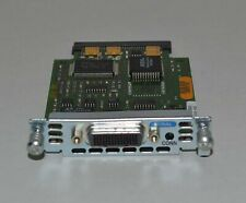 CISCO WIC−1T One−Port Serial WAN Interface Card