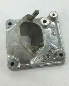 VINTAGE GO-KART ENGINE INTAKE REED MANIFOLD 458 NEW OLD STOCK
