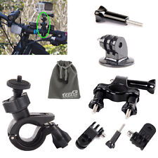 EEEKit Bike Handlebar Mount Cycling Mount Kit for GoPro Hero 5 4 Black Session 3