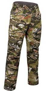 NEW Under Armour Storm  Grit Mid-Season Mens Hunting Camo Forest Pants US 34