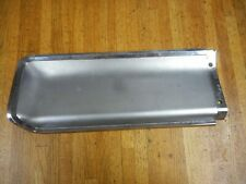 1966 1967 FORD FAIRLANE COMET CYCLONE FLOOR CONSOLE INSERT FOR COLUMN SHIFT CAR