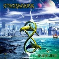 "Stratovarius ""infinite"" CD 10 tracks nuovo"
