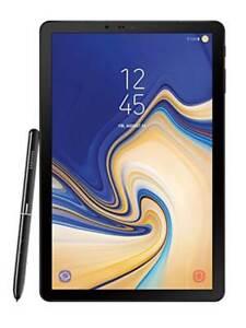 New Samsung Galaxy Tab S4 256GB, Wi-Fi, 10.5 in - Gray...