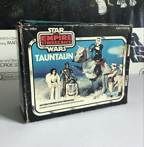Star Wars Vintage Kenner - Original Tauntaun Box - 1979