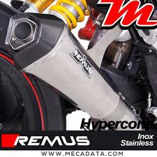 Silenziatore Tubo di scarico Remus Hypercone acciaio inox Ducati Hypermotard 939