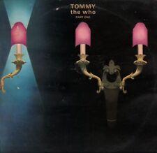 L'OMS (Vinile LP) TOMMY-parte 1-TRACK - 2406 007-UK-1969-G -/NM