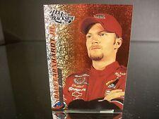 Insert Dale Earnhardt Jr Press Pass Trackside 2001 Card #MI 8/9 MIRROR IMAGE