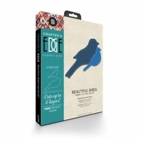 Crafter's Edge Beautiful Birds 2pc Die Set