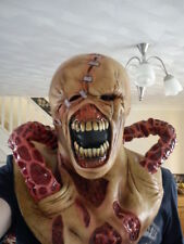 DELUXE LATEX RESIDENT EVIL NEMESIS HALLOWEEN MASK FANCY DRESS UP ADULT COSPLAY 3