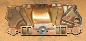 OMC Mercruiser GM V8 305 350 5.0 5.7 Intake Manifold PN 72646 Fits 1977-1987
