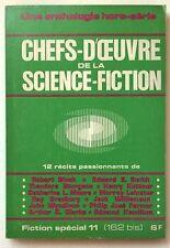 Chefs-D'Oeuvre de la Science Fiction (Fiction sp'cial 11, 162 bis) by Sam Moskow