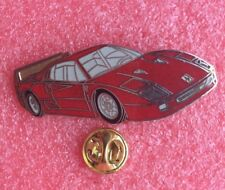 Pins FERRARI TESTATOSSA Voiture Car Scuderia Cheval Cabré Grand Pins = 5cm