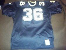 Vintage Authentic New Orleans Saints #36 Sand-Knit Jersey 48 Xl Nfl Football No